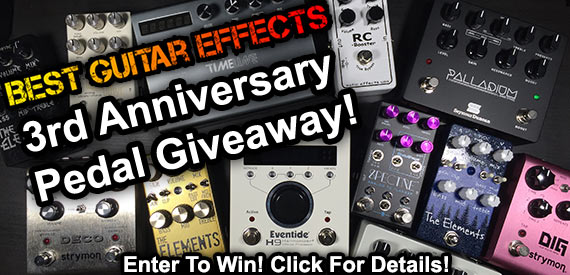 3rd-Anniversary-Guitar-Pedal-Giveaway-570x275
