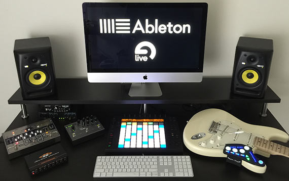 how to get spectrum ableton live 9