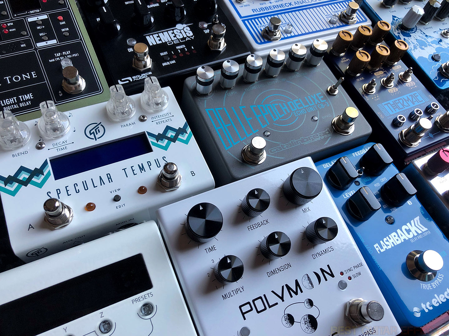 Top 20 Best Delay Pedals Of 2018 Set 8 Electronic Circuit Board Hard Drive Mounts Ebay Guitar Effects Is Back With A Round Up The Available In Market Filled Delays And We Wanted To Narrow Things Down