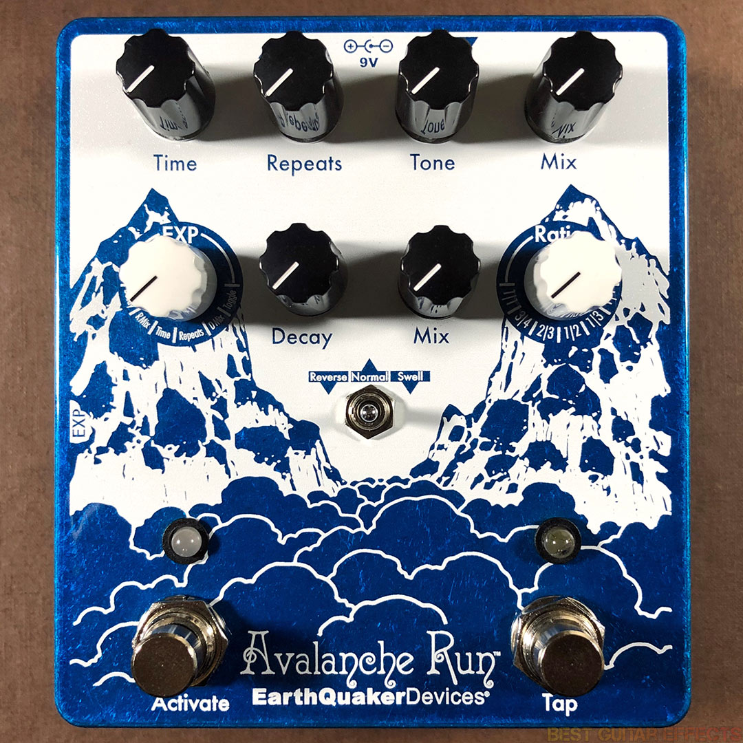 Top 23 Best Delay Pedals for 2019