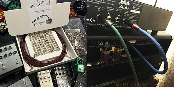 Best-Guitar-Effects-Review-Gear-13-Evidence-Audio-Cables