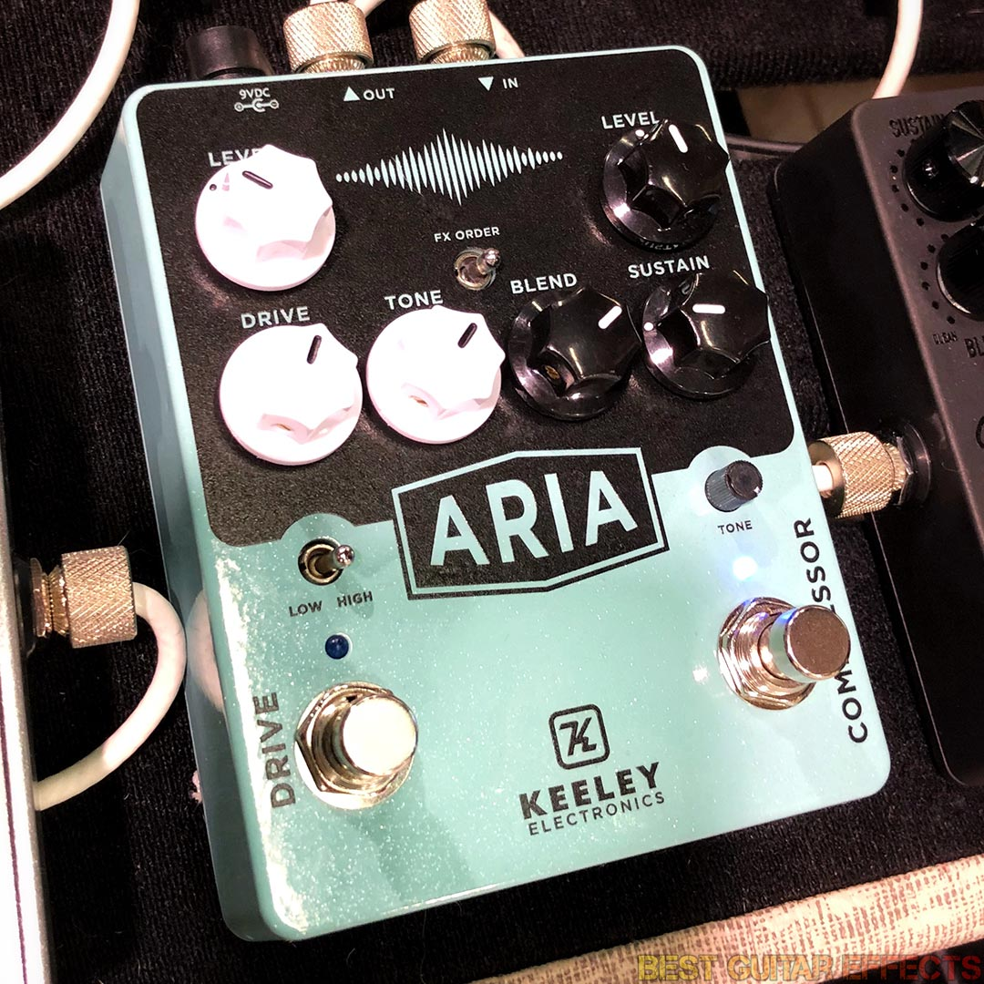 Top Best Guitar Effects Pedals How To Build Your Own Circuit Boards For Hacks Mods Keeley Electronics Is A Legend When It Comes Compressor And Their Consistently Stellar Overdrive Releases Drive Over The Years