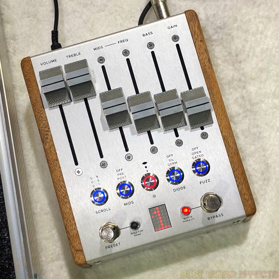 Best Pedal Switcher 2019 Top 22 Best Pedals of The NAMM Show 2019