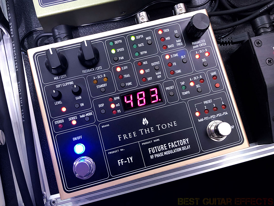 Top 22 Best Pedals of The NAMM Show 2019