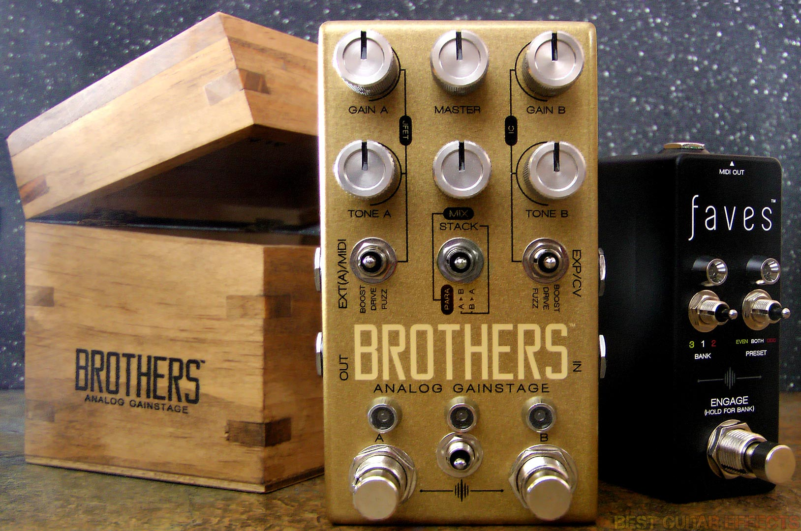 Chase Bliss Audio Brothers Review Best Gain Stage Pedal Volume Control Wiring Diagram For Fiddle