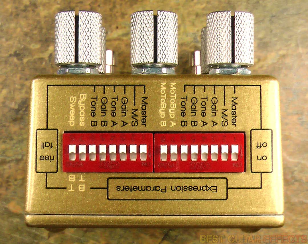Jake Behr Author At Best Guitar Effects Reviews Of The Circuit Bend Anything Fx Kit Add Bent Theremin To Bass Audio Brand Are Familiar Red Dip Switch Panels On Top Side Pedal There 16 Individual Switches Affecting Nearly Everything About
