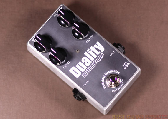 Darkglass Electronics Duality Dual Fuzz Engine Review Archives ...