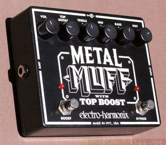 Electro-Harmonix-Metal-Muff-with-Top-Boost-Best-Metal-Distortion-Pedal-02
