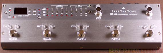 Free-The-Tone-ARC-53M-Review-Best-MIDI-Guitar-Effects-Pedal-Router-Switcher-01