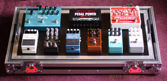 Gator Cases G Tour Pedalboard LGW Review Best Pedalboard