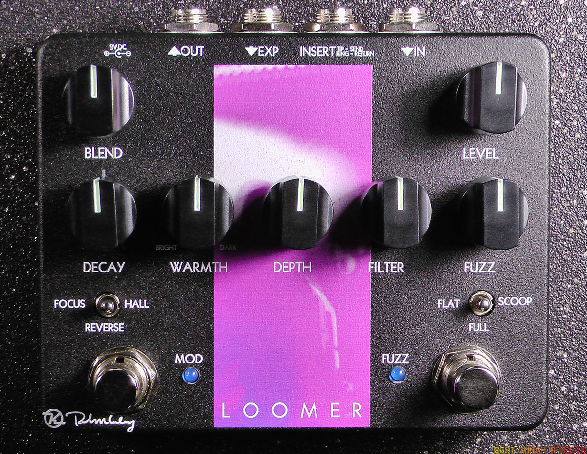Keeley-Electronics-Loomer-Fuzz-Reverb-Review-Best-Shoegaze-Pedal-02