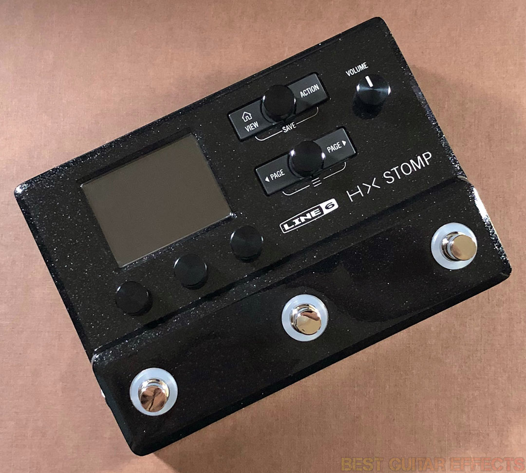 Review: Line 6 HX Stomp