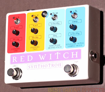 Red-Witch-Synthotron-Review-Best-Analog-Guitar-Synth-Pedal-02