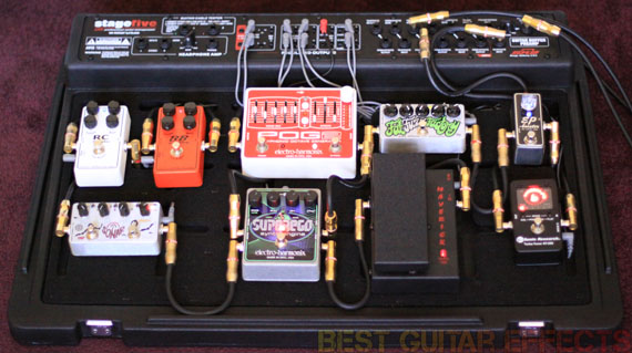 Skb Ps 55 Stagefive Pedalboard Review Best Powered
