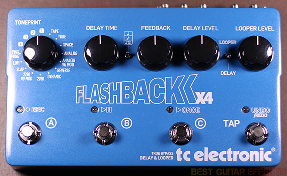 TC-Electronic-Flashback-X4-Review-Best-Delay-Looper-Guitar-Pedal-05