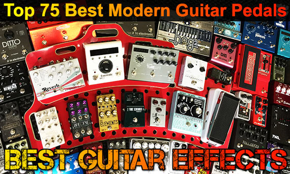 Top 75 Best Modern Guitar Pedals Rack Wiring Diagram Guitar Effects on