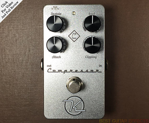 Top-Best-Guitar-Compressor-Pedals-Keeley-Electronics-C4-4-Knob-Compressor