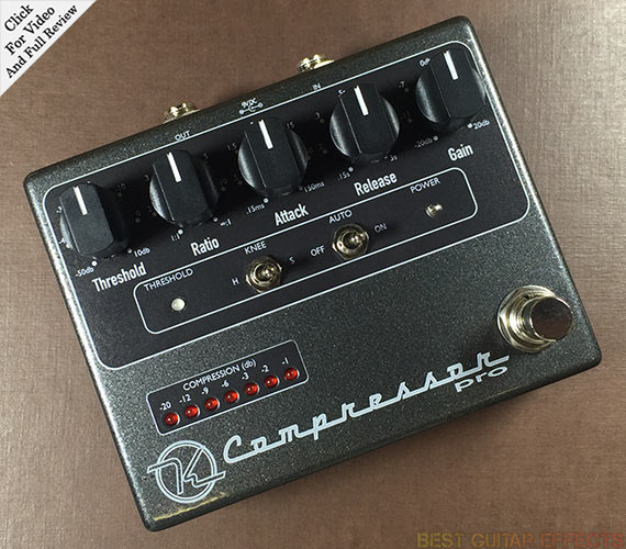 Top-Best-Guitar-Compressor-Pedals-Keeley-Electronics-Compressor-Pro