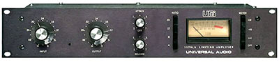 Top-Best-Guitar-Compressor-Pedals-UREI-1176-Limiting-Amplifier