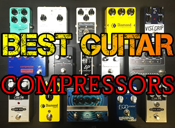 Top-Best-Guitar-Compressor-Pedals