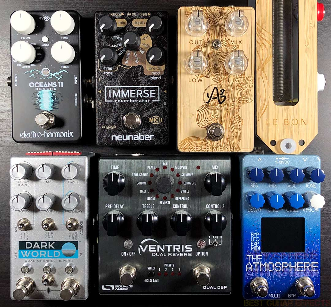 Top 20 Best Reverb Pedals for 2019