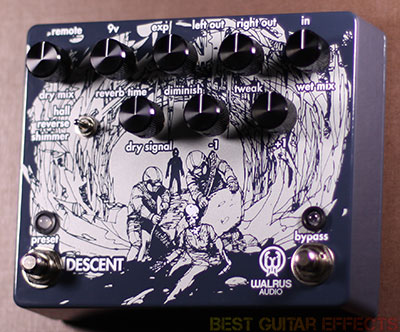 Walrus-Audio-Descent-Review-Best-Octave-Shimmer-Reverb-Effects-Pedal-02