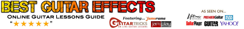 Best Guitar Effects - Reviews of the Best Guitar Pedals & Gear